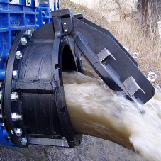 Flap Valves, Penstocks & Flow Control Devices