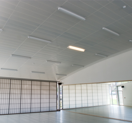 Orcal metal ceiling tiles