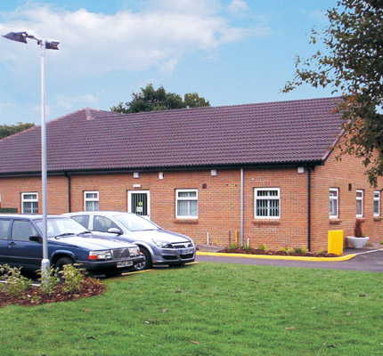 Wernick Buildings - Social Services Day Centre, Brigg, North Lincolnshire
