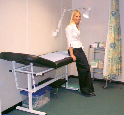 Wernick Hire - The New Surgery