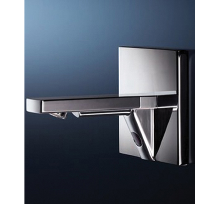 HyTronic88 wall-mounted sensor activated tap