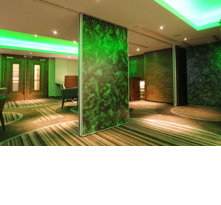 Becker (Sliding Partitions) - Bovey Castle Hotel