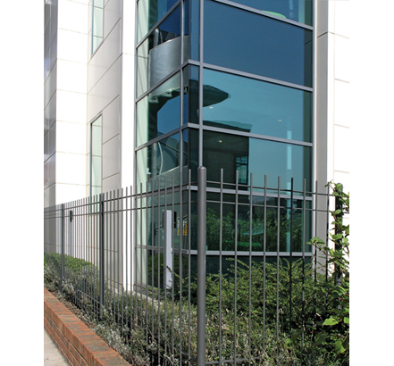 Anticlea® fencing. Onslow House, Guildford