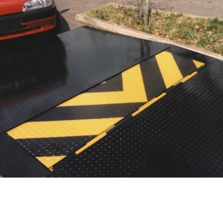 Frontier-Pitts - Road Blocker Range from Frontier Pitts