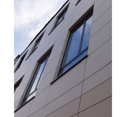 Kingspan Thermastone Complete Wall and Facade System