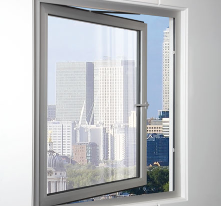 New Schueco Outward-Opening Window Has All The Answers