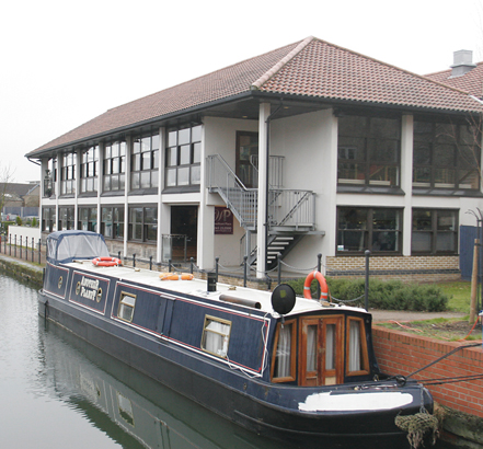 Waterfront Place, a multi-functional centre in Chelmsford, Essex