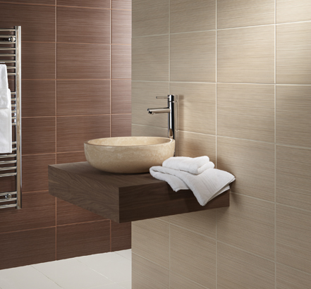 Willow textured wall tiles