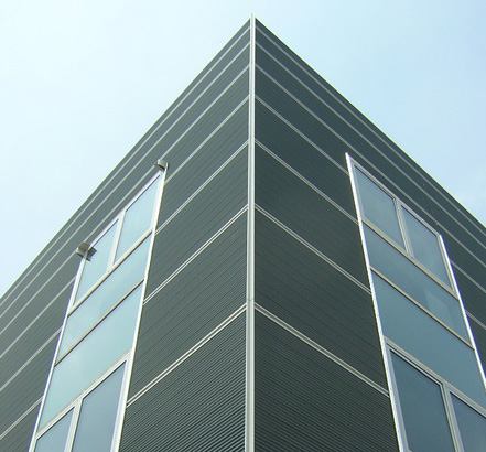 Alucovering range of wall cladding products