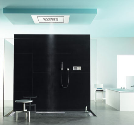 ACO systems meet the requirements of modern bathroom designs perfectly