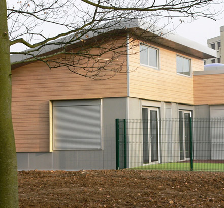 Havwoods Outdoors Faux Timber Cladding