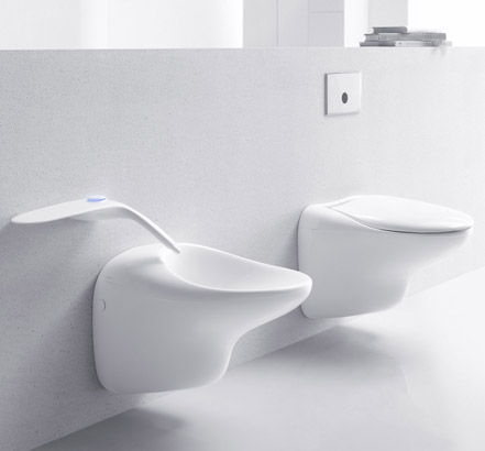 Freedom bidet and WC