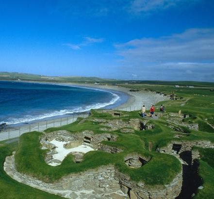 Rhepanol hg was chosen as the most advanced 21st century technological solution to help preserve 5,000-year-old Skara Brae in the Orkneys for the next 50 years