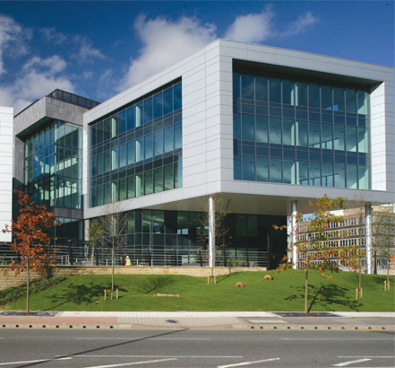 Building 2.0, Digital Campus, Sheffield