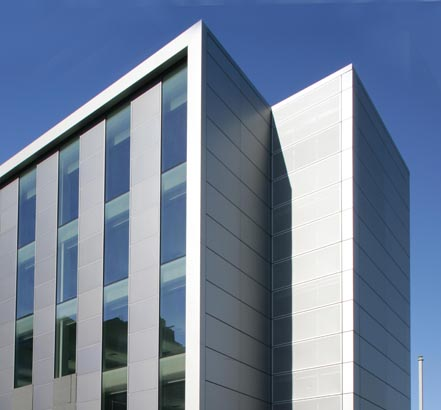Park View office development in West London