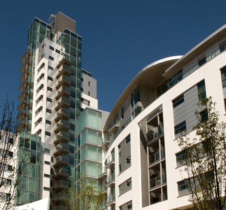 Tabard Square is the development of one of the largest brownfield sites in London