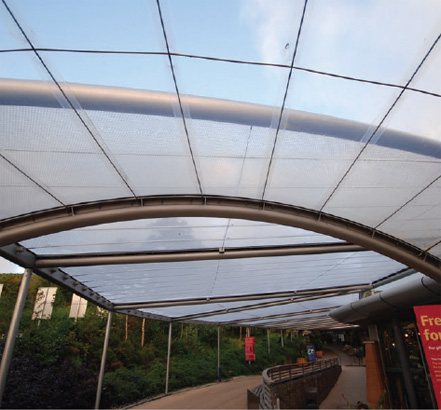 The Eden Project Saint Austell