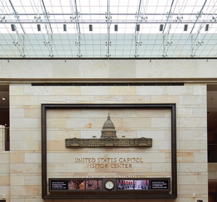 The United States Capitol Visitor Center