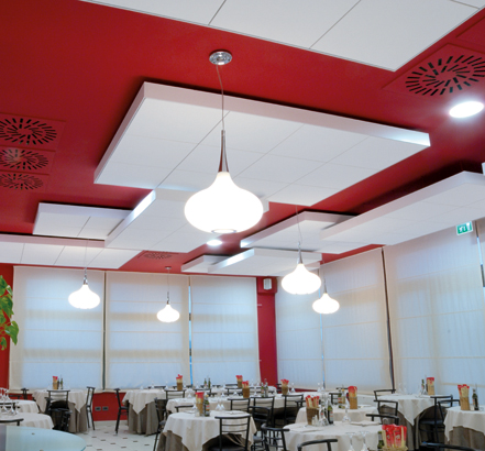 Axiom C Canopy, restaurant