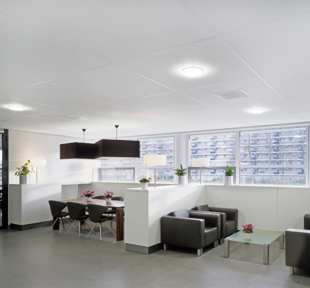 Optima Ceiling, office