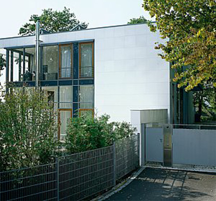 Dibelius House, Wiesbaden, Germany