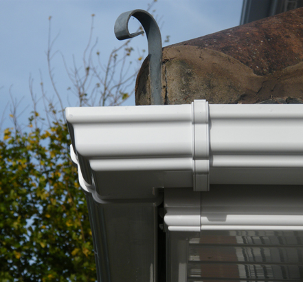 Swish rainwater system, in-situ