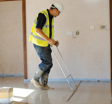 Supaflo<sup>®</sup> is at the forefront of screed technology