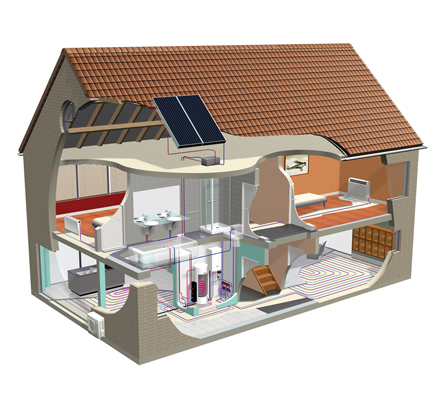 Daikin Altherma is a highly efficient heating and hot-water solution for UK homes