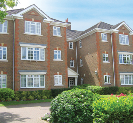 Apartments in Watford