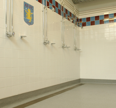 Polysafe Hydro, Aston Villa Training Complex, Bodymoor Heath