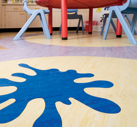 Polyflor XL PU, Abacus School, Essex