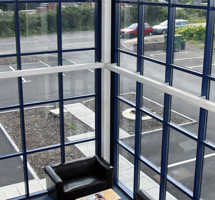 SC Frame curtain walling