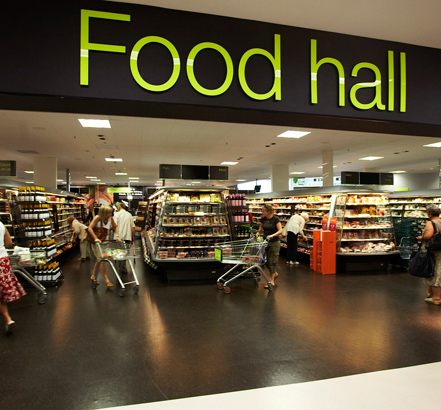 Marks & Spencer commissions nora<sup>®</sup> flooring for a food hall