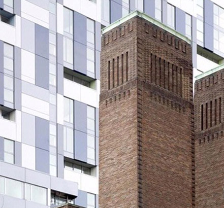 Rumford Investments Ltd commissioned EH Smith to supply blocks for the Unity building in Liverpool