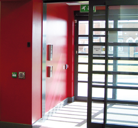 Specification, supply and commissioning of all access control devices and door operators