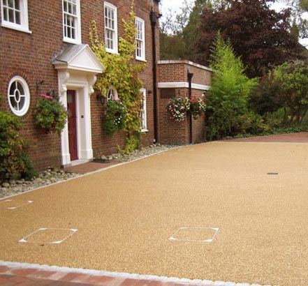 Ronadeck resin-bound surfacing