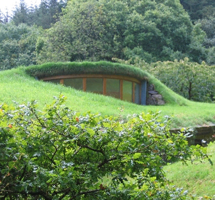 Rhepanol hg was selected for the three distinctive green roofs