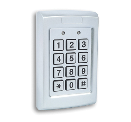 The AC-Q41HB anti-vandal keypad controller