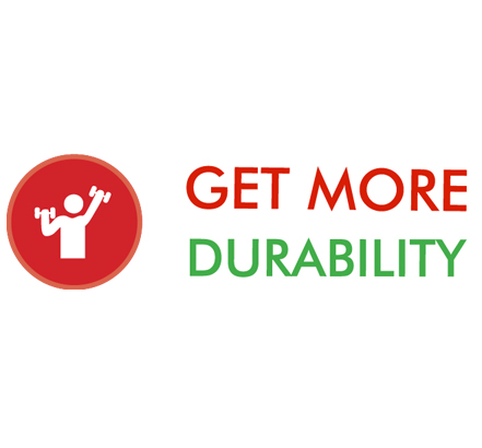 The Get More From Floors, Get More Durability