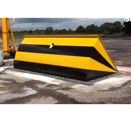 The Heald HT1-VIPER shallow mounted Roadblocker
