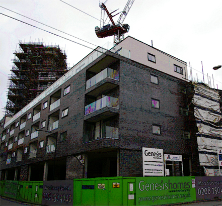 Genesis Homes Project in London