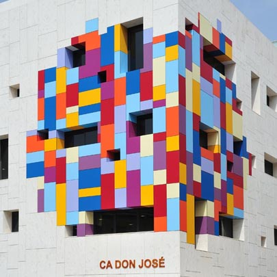 PROJECT CULTURAL CENTRE, CA DON JOSÉ, CANALS, SPAIN