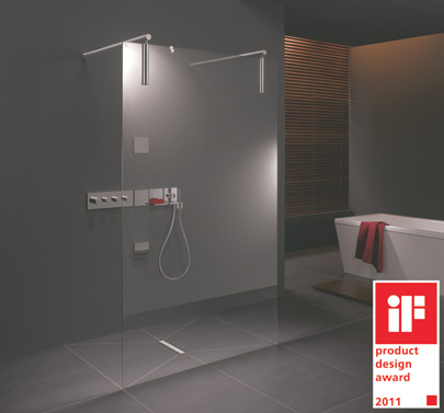 New Kermi Walk-in XS Shower Programme