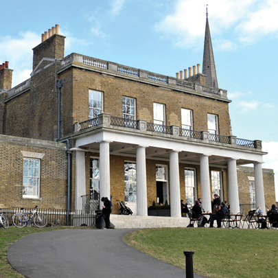 Clissold Park House, Hackney, London
