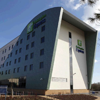 Holiday Inn Express in Tamworth