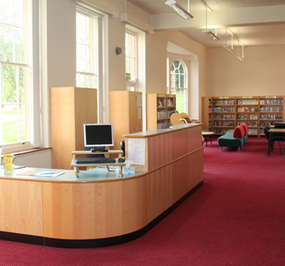 St Anthony's School Library