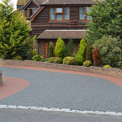 RonaDeck Resin Bound Surfacing ends an uphill struggle in Whitstable