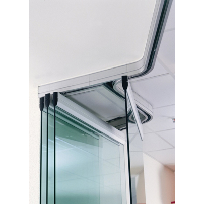 Glassfold Glazed Movable Wall
