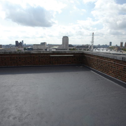 Liquid Roofing System