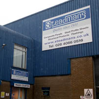 Improved site for Steadmans